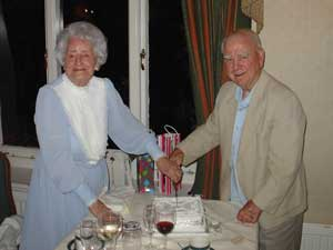 Min and Alex's 60th Wedding Anniversary celebrations