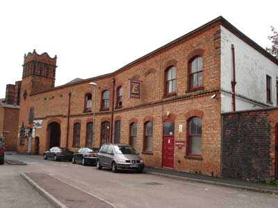 The Loughborough Foundry